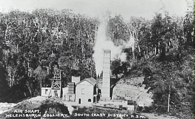 Metropolitan Colliery Helensburgh