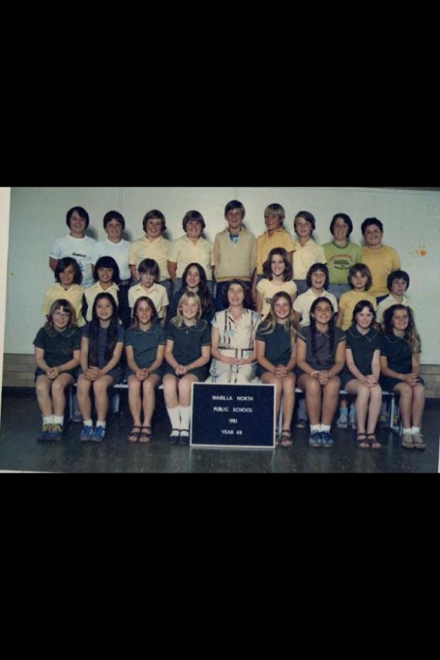1981 Warilla north primary school