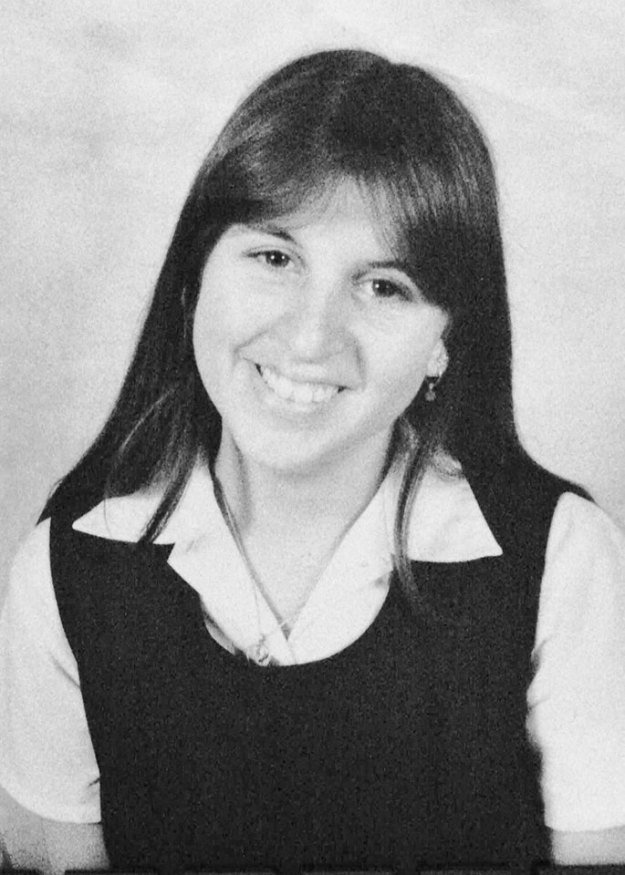 Angela Harrison Liberti 1980s