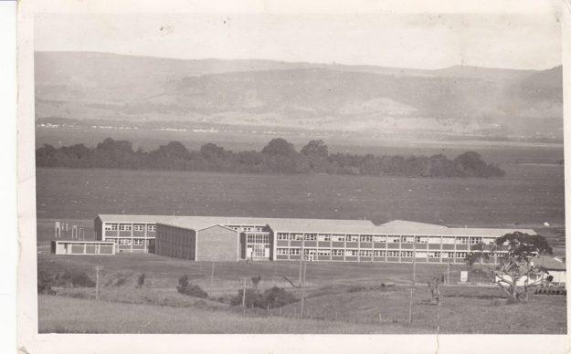 Berkley High School 1958