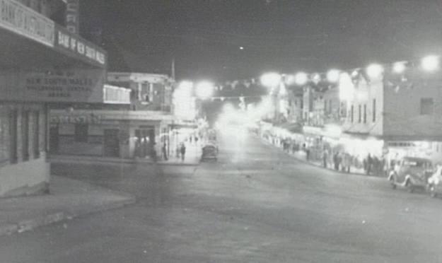 Crown Street 1940's