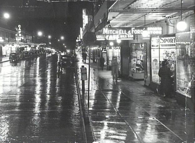Crown Street 1950