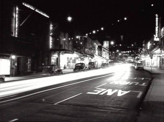 Crown Street 1957
