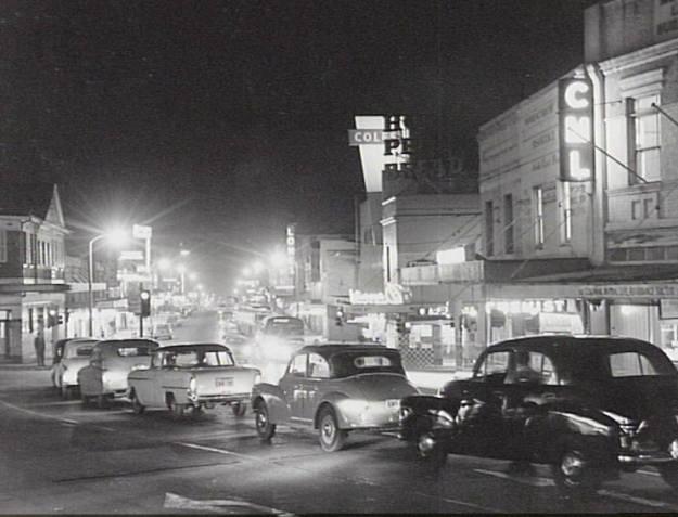 Crown Street 1963