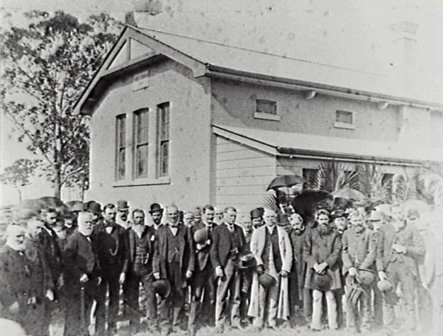Fairy Meadow Public School 1890