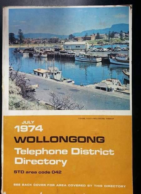 Joseph Russo telephone directory