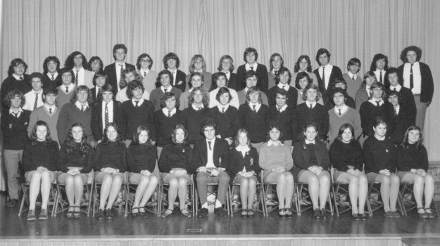 Port Kembla High 1973 HSC year