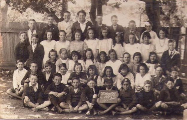 thirroul-primary-class-6a-1923
