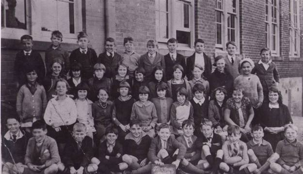 Thirroul Primary School 1931