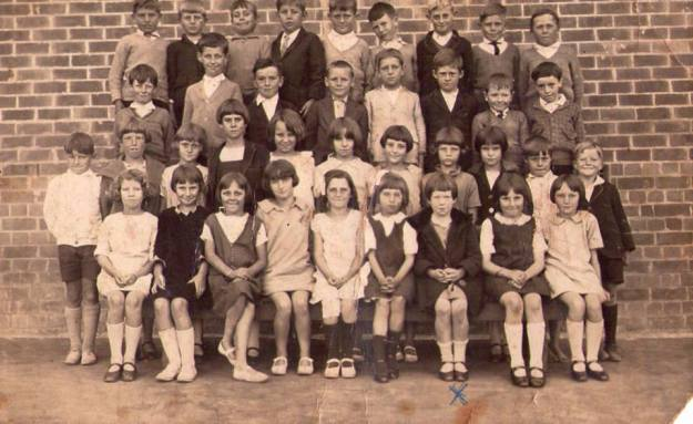 Thirroul Primary School abt 1928