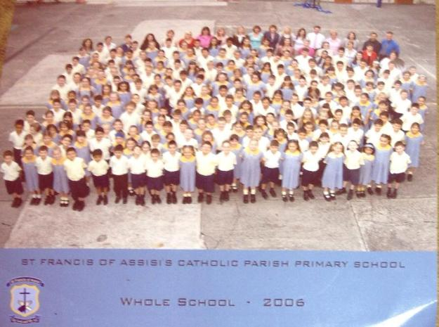 Whole School 2006.