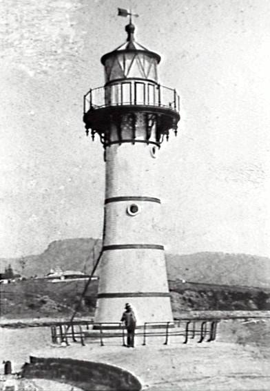 Wollongong Harbour 1880's h