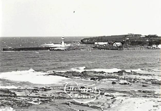 Wollongong Harbour 1900's 3