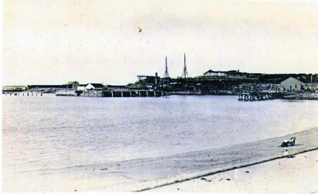 Wollongong Harbour 1935