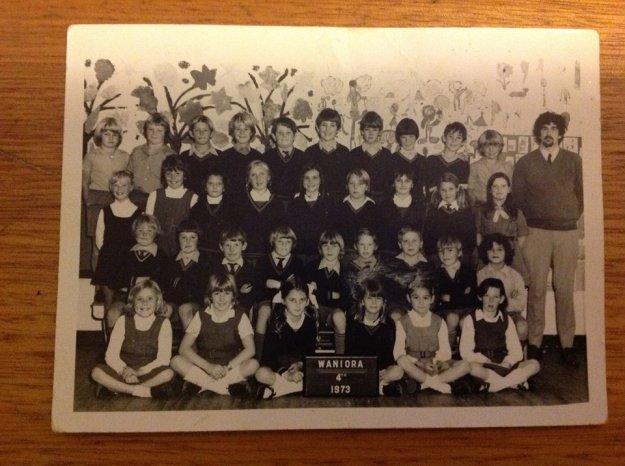 Woniora Public school 1973,