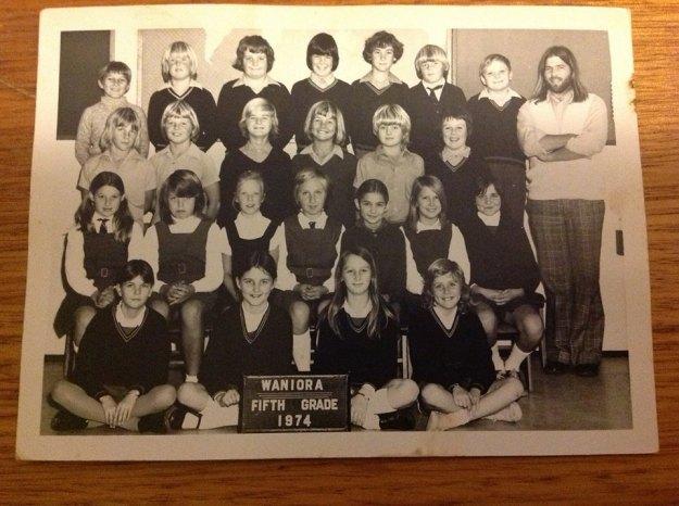 Woniora Public school 1974,